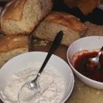 Ingredienti panino gourmet Muratterra