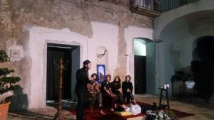 """Spettacolo teatrale :""""De bello PIPPICO"""""""