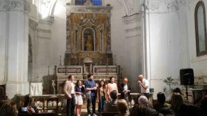 Premiazione Concorso letterario Corti e Brevi